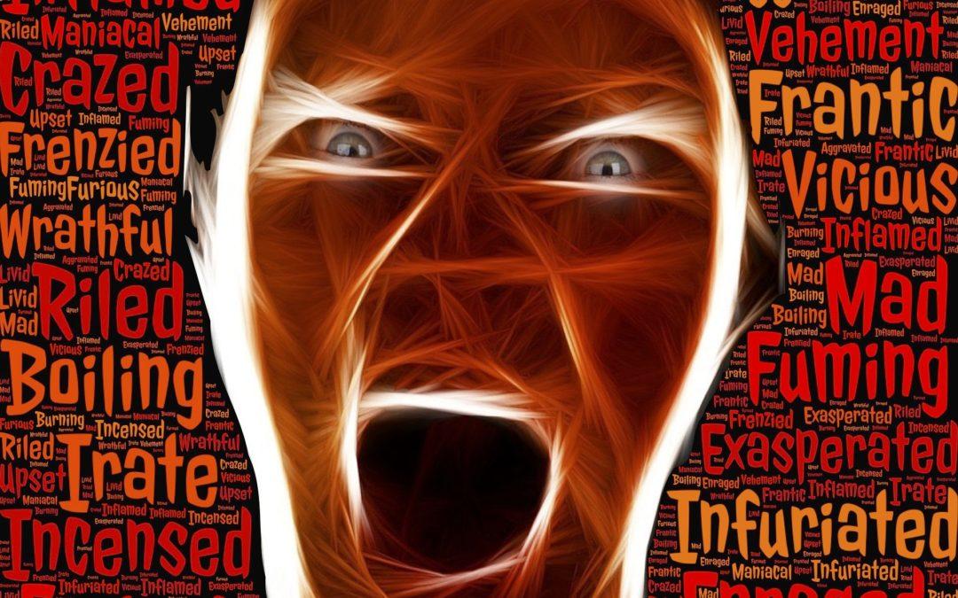 Shifting Anger