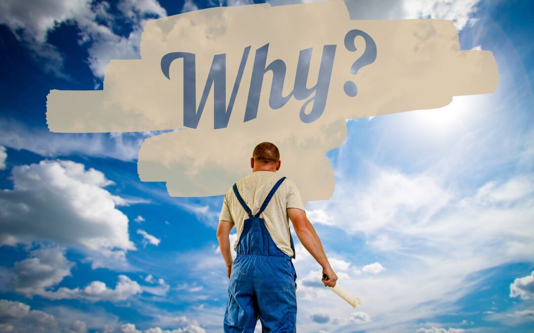 How 'WHY' is a useless question